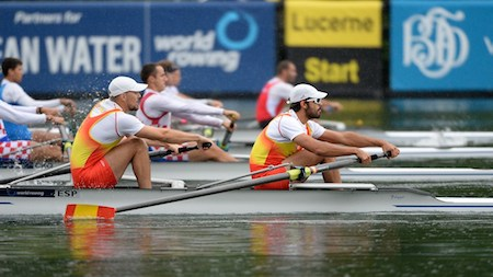 World Rowing Cup Lucerna