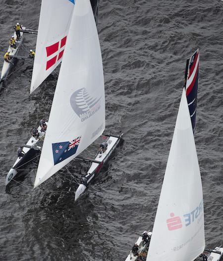 4ºExtreme Sailing Series