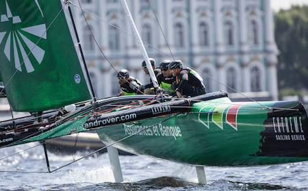 4ºExtreme Sailing Series