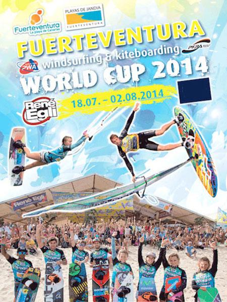 Campeonato Mundial de Windsurfing y Kiteboarding