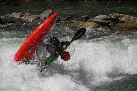 Copa del Mundo de kayac Freestyle