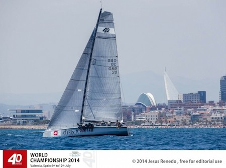 Campeonato del Mundo de Soto 40