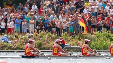 Campeonato de Remo del Mundo 2014 en Amsterdam