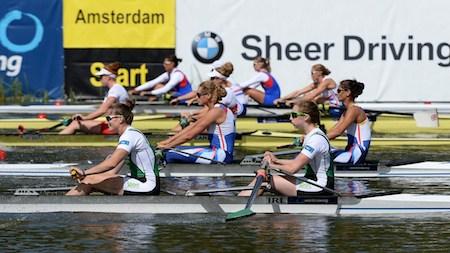 Campeonato del Mundo de Remo Amsterdam
