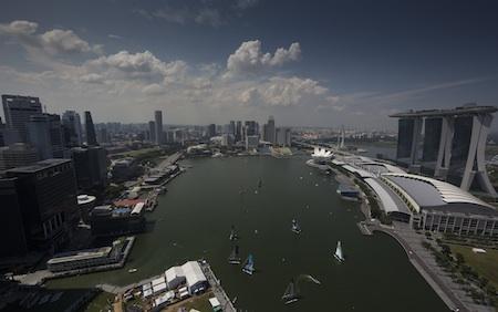 2015 Extreme Sailing Series