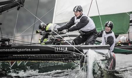 Acto V Extreme Sailing Series
