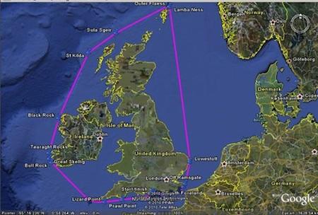Sevenstar Round Britain & Ireland Race;