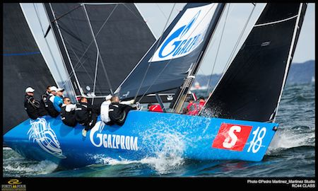 RC44 World Championship Marstrand