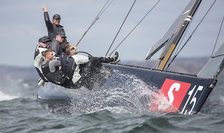 2014 RC44 Marstrand World Championship