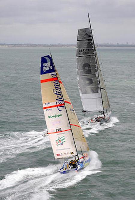 2014 Sevenstar Round Britain and Ireland Race