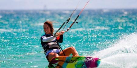 Mundial de kiteboard de Tarifa