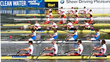 World Rowing Championships