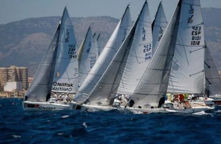 Campeonato de España de Match Race J80