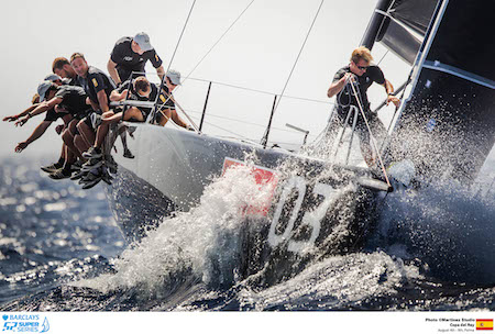 BARCLAYS 52 SUPER SERIES