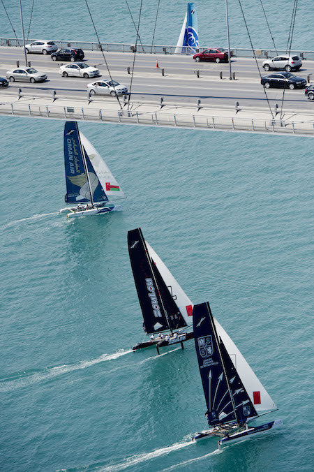 Extreme Sailing Series Estambul