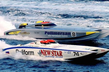 Formula 1 del mar ibiza