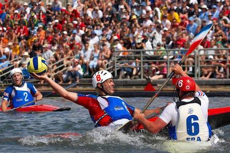 Mundial de Canoe Polo ICF