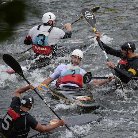 Canoe Polo World Championships