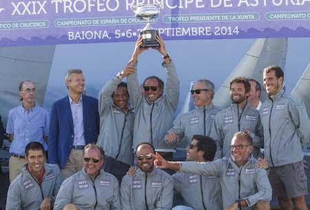 Trofeo Príncipe de Asturias