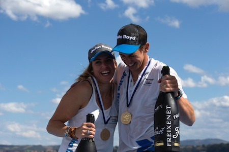 Mundial de Vela Santander 2014-2