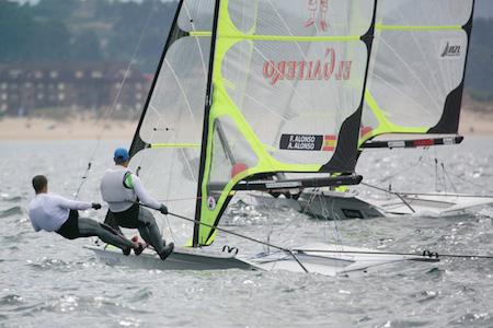 Santander 2014 ISAF Sailing World Championships - Los Alonso
