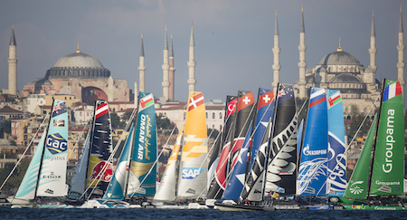 Act 6 Extreme Sailing Series