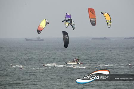 Copa Mundial de Kiteboarding Pingtan
