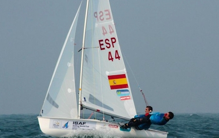 ISAF Sailing World Cup Qingdao