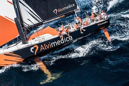 In-Port Volvo Ocean Race