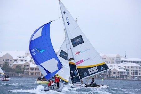 Argo Group Gold Cup en Bermudas