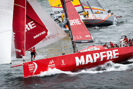 Mapfre y Abu Dhabi Racing Team