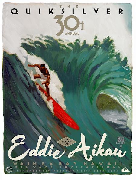 Quiksilver In Memory of Eddie Aikau,