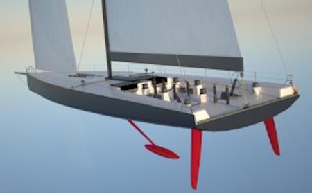 barco de nuevo diseño Comanche