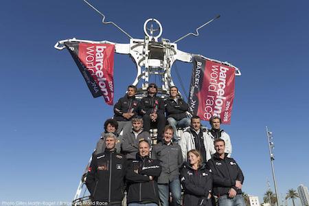 29/12/2014, Barcelona (ESP), Barcelona World Race 2014-15, Media Day