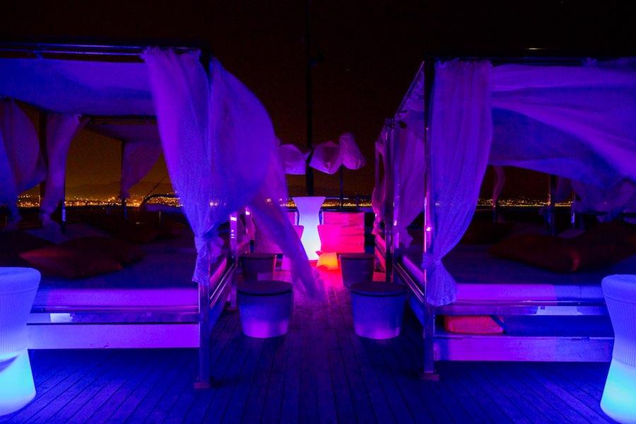 Iluminacion bodas en barco 5