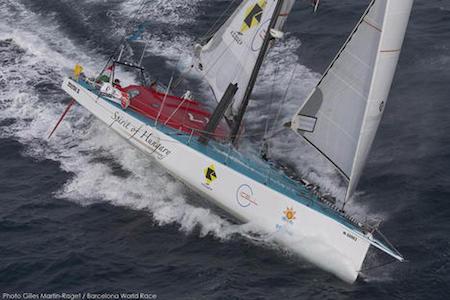 Barcelona World Race