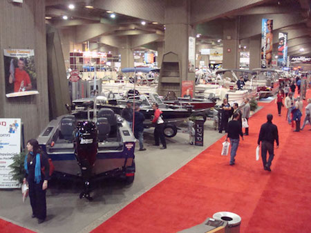 Montreal Boat and Water Sports Show