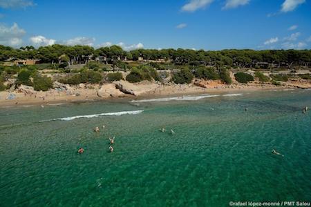 Turismo Náutico en Salou - Playa