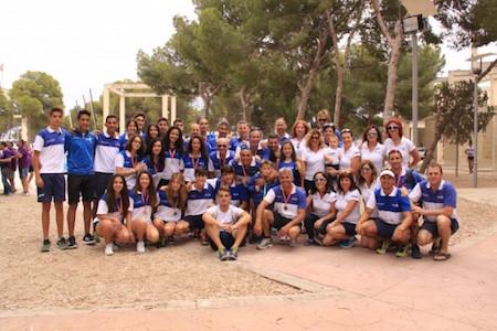 Campeonato de España de Remo en Llaut del Mediterráneo
