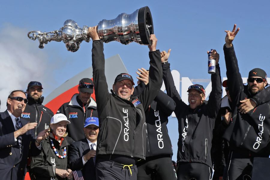 35 america's cup 1