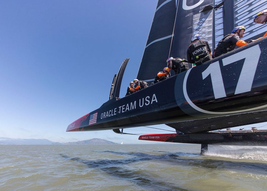 35 america's cup 2