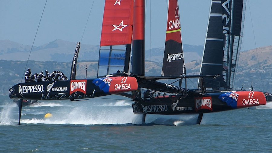 35 america's cup 4