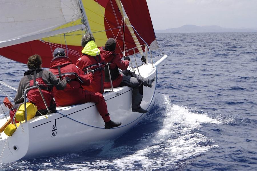 regatas de veleros para empresas