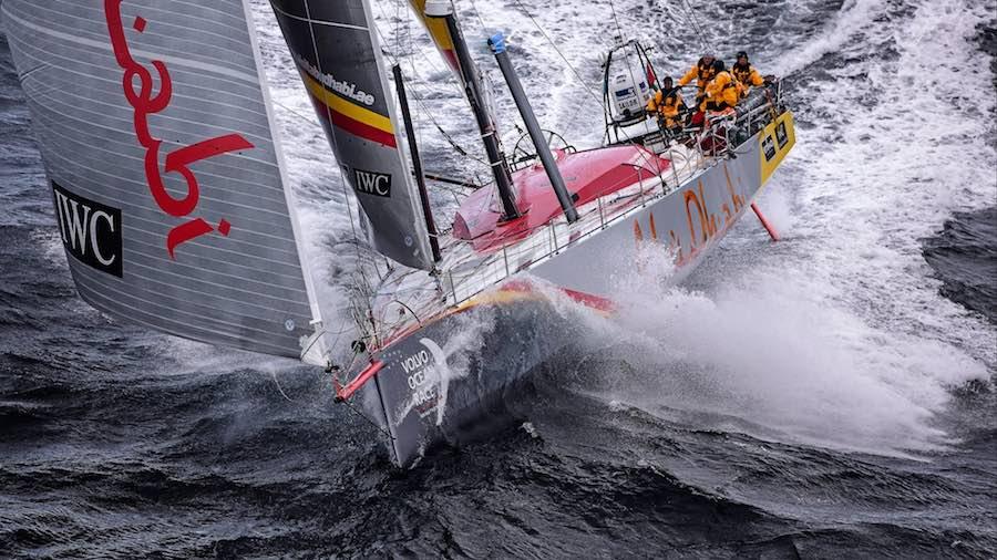 volvo ocean race 1