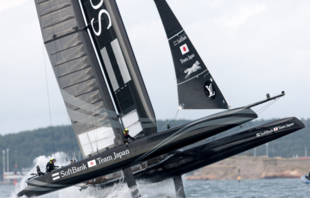 America´s Cup World Series 2015 1