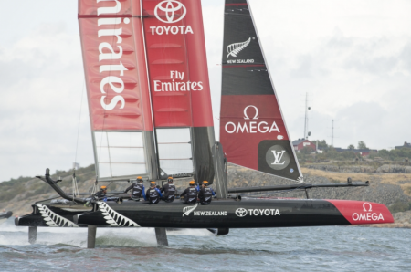 America´s Cup World Series 2015 4