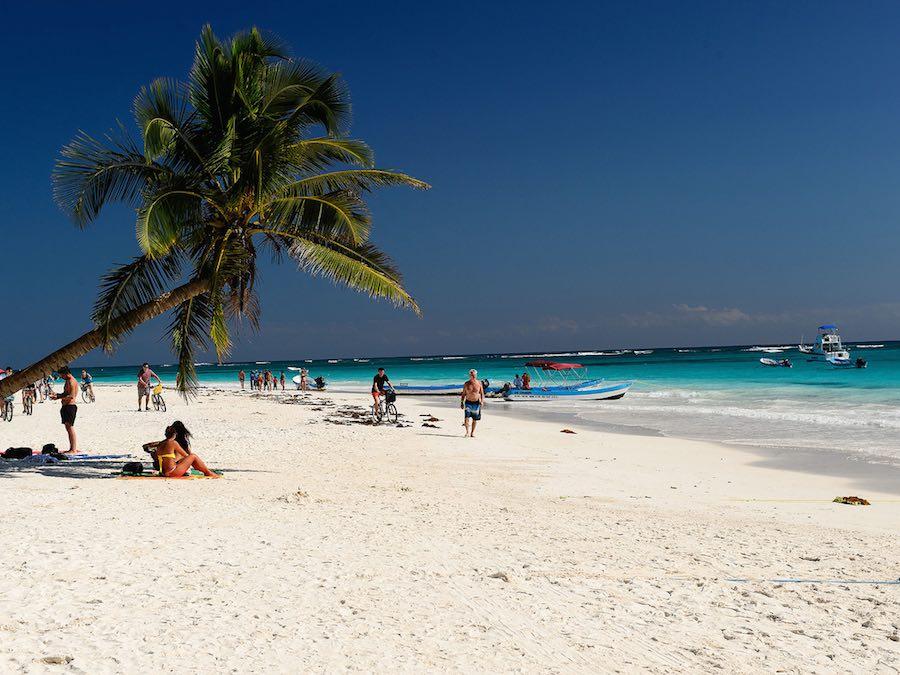 Playa paraíso 1