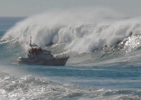 olas gigantes