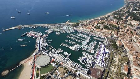 El Salón Náutico de Cannes 2015