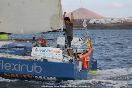 Mini Transat Islas de Guadalupe 2015